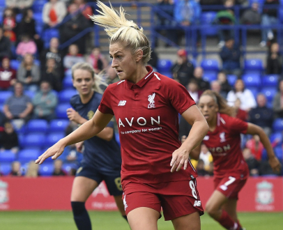 Laura Coombs: Yeovil will be a big test for us this Sunday