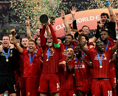 WIN a Champions of the World signed 19/20 shirt!