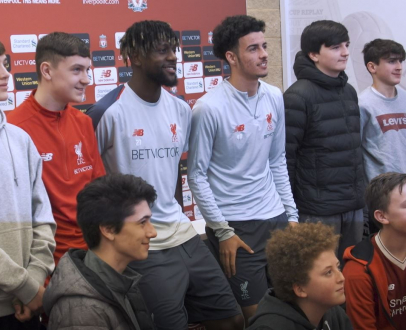 Teen Members interview first team players