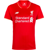 Order LFC's new 2015-16 home kit