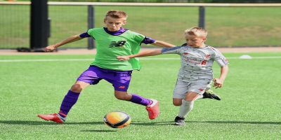 October soccer school on sale now