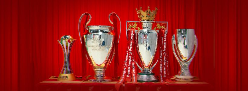 See all four trophies  Image