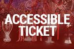 The Liverpool FC Story Museum & Trophy Exhibition - accessible ticket image