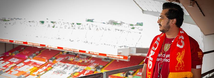 The LFC Stadium Tour Image