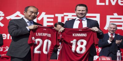 LFC International Academy launches in Kunming