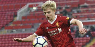 Liverpool starlet's fond memories of Scandinavia course
