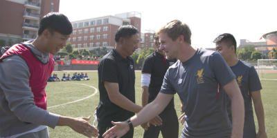 LFC IA Kunming Head Coach on coaching The Liverpool Way in China
