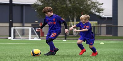 Final UK soccer school of 2018 held at LFC Academy