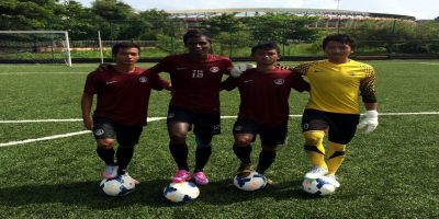 International call-ups for five LFC-DSK Academy players