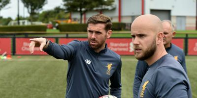 "Gillespie privileged to deliver ""unique and authentic"" LFC experience"
