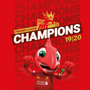 Liverpool League Champions 2020 Probably The Best Design Vest Mens Red