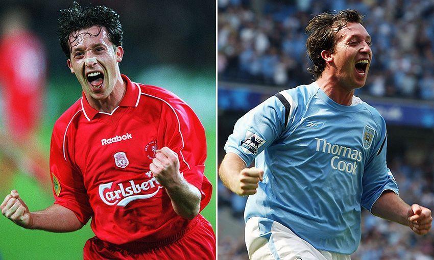 Inilah 10 pemain yang pernah membela Liverpool dan juga Manchester City