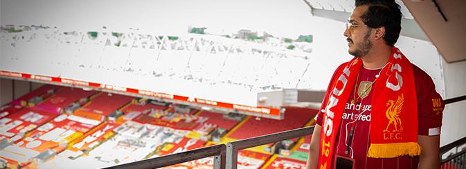 LFC Stadium Tour Image