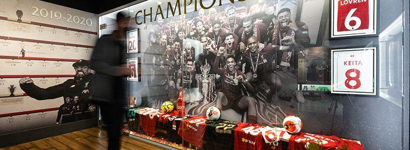 The LFC Story Museum Image