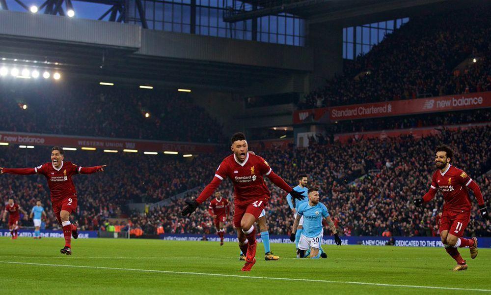 LFC menang atas City dalam drama 7 gol di Anfield