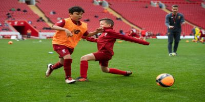 Anfield Player Experience and April Soccer Schools on sale now!