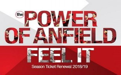 2018/19 SEASON TICKET RENEWAL PERIOD ENDED