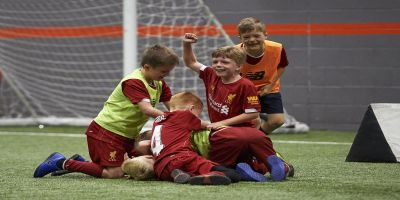 LFC International Academy Summer Camps in full swing