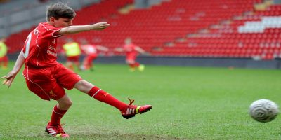 Book now: Play at Anfield with LFC Soccer Schools