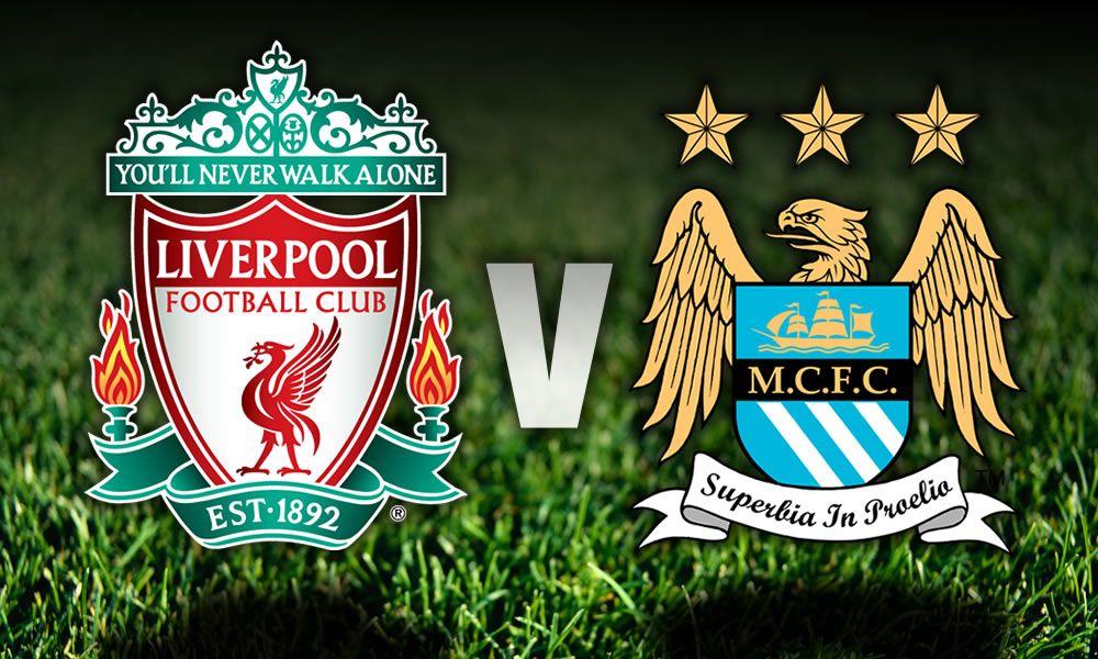 Menit ke menit: Liverpool vs. Manchester City