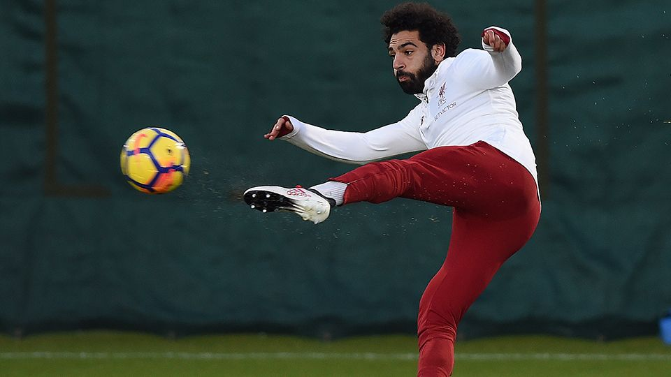 Klopp on Salah's left foot record