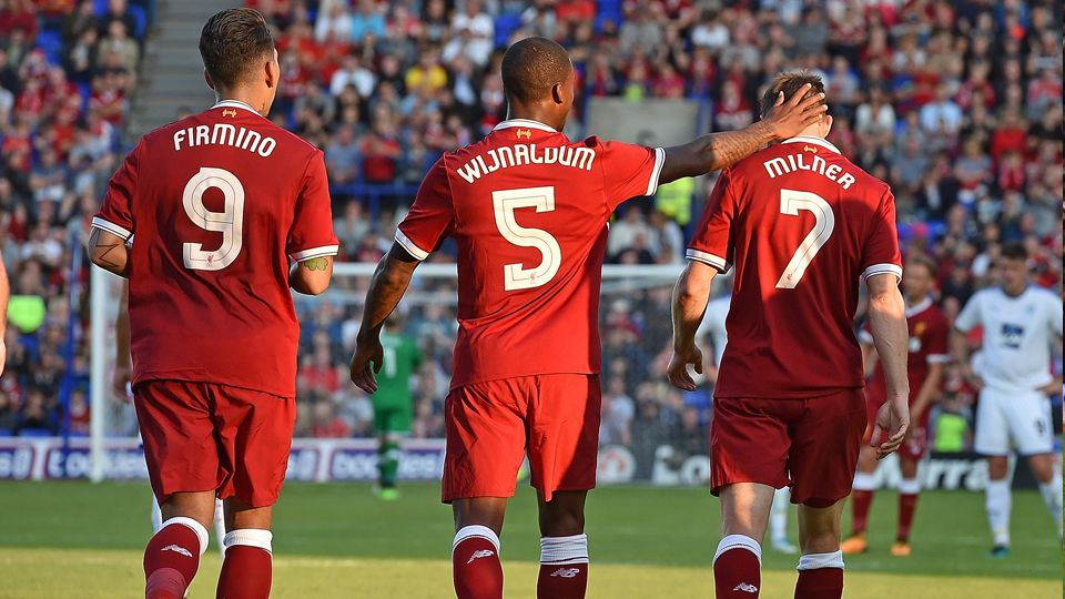 Image result for Liverpool team 2018