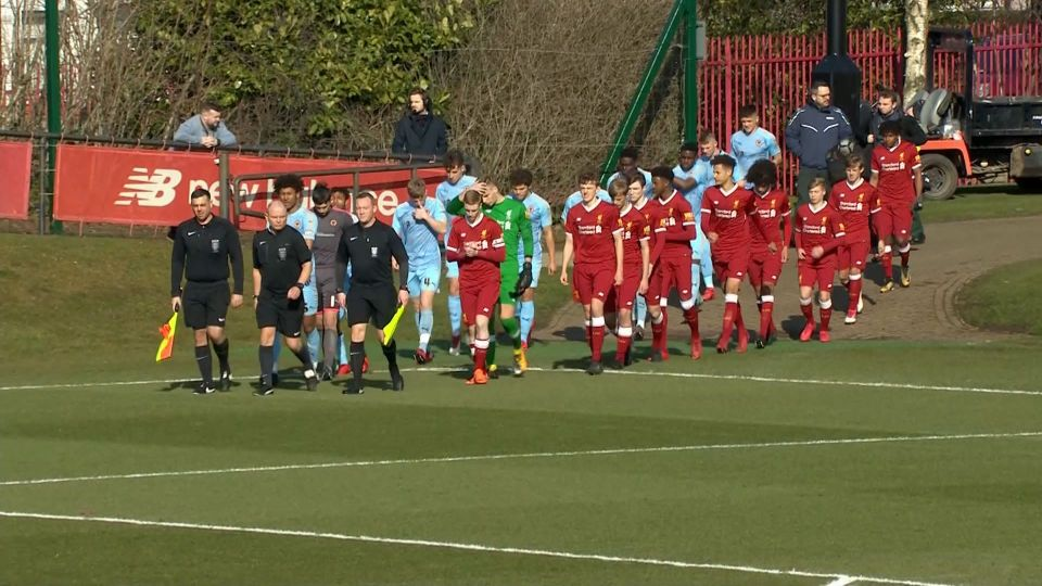 LFC U18s v Wolves U18s: Highlights