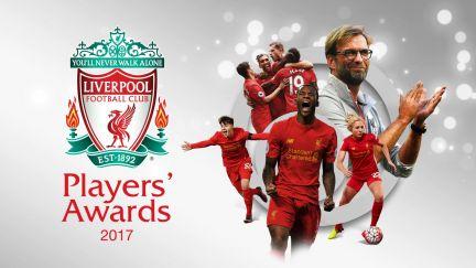 2017 Players' Awards