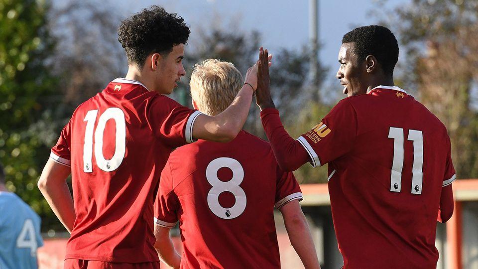LIVE 12.30pm GMT: U18s v Middlesbrough