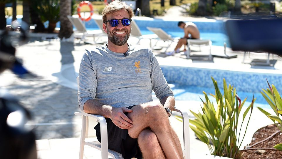 Jürgen Klopp exclusive interview