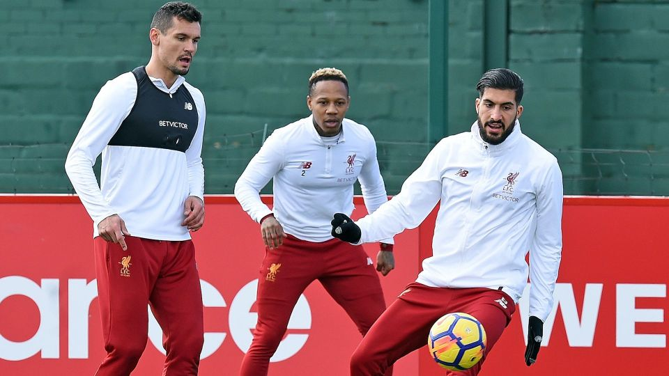 Inside Training: Reds prepare for Watford