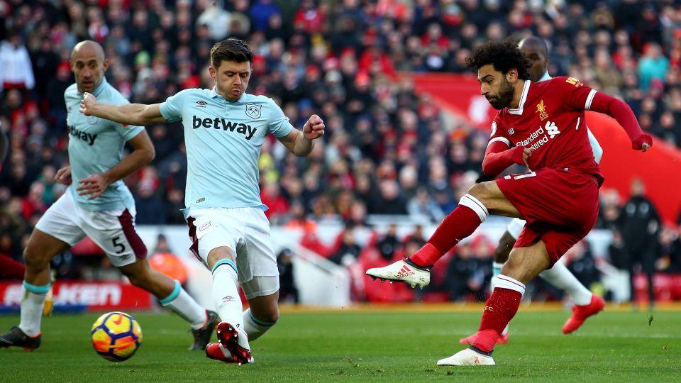LFC v West Ham: Highlights