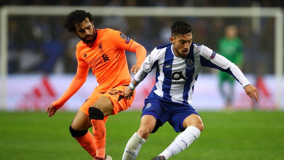 Porto v LFC: Highlights