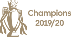 Premier League Champions 2019/20 logo
