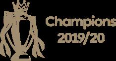 Premier League Champions 2019/20 logo