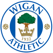 Wigan Athletic crest