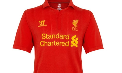 d2fd33312 Our new home kit for 2012-13 - Liverpool FC