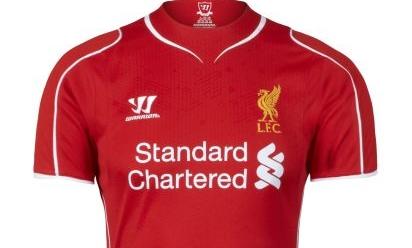 ea2c5c37b Revealed  LFC s new 2014-15 home kit - Liverpool FC