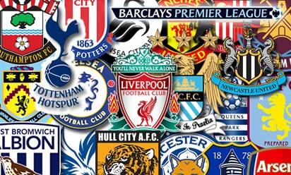 Barclays Premier League Logo 2014
