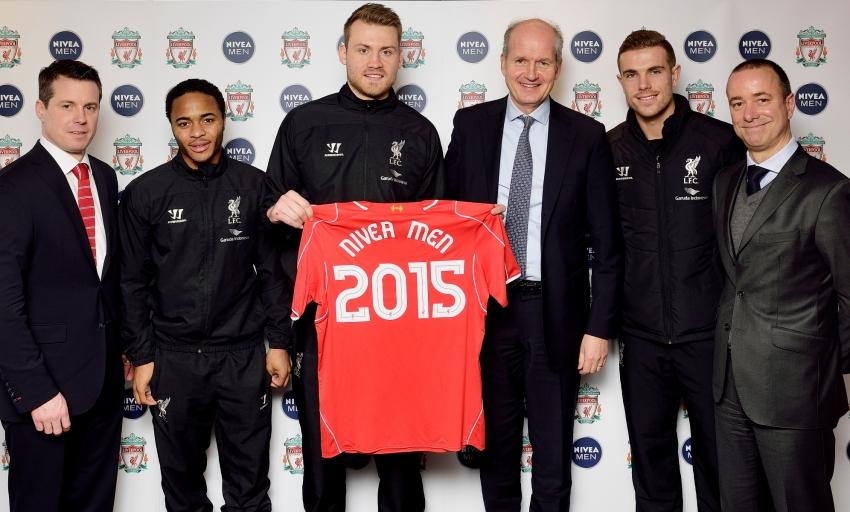 LFC announce NIVEA MEN partnership