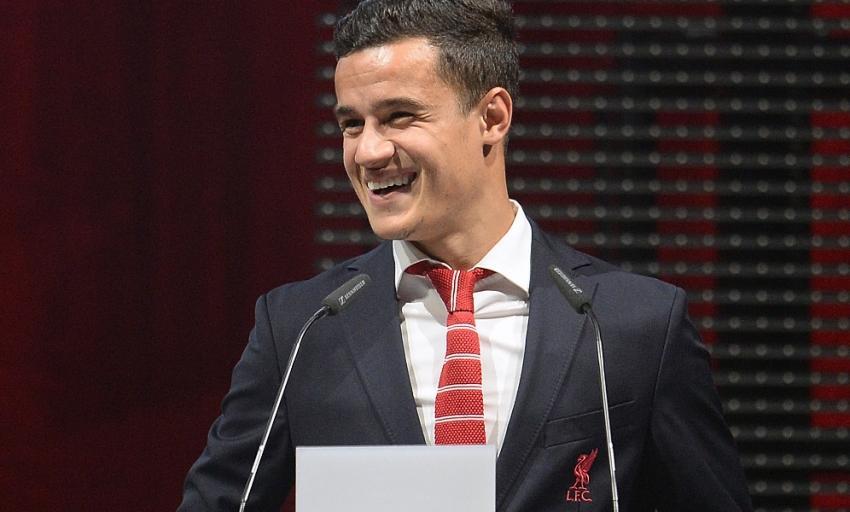 Coutinho: I will treasure my awards