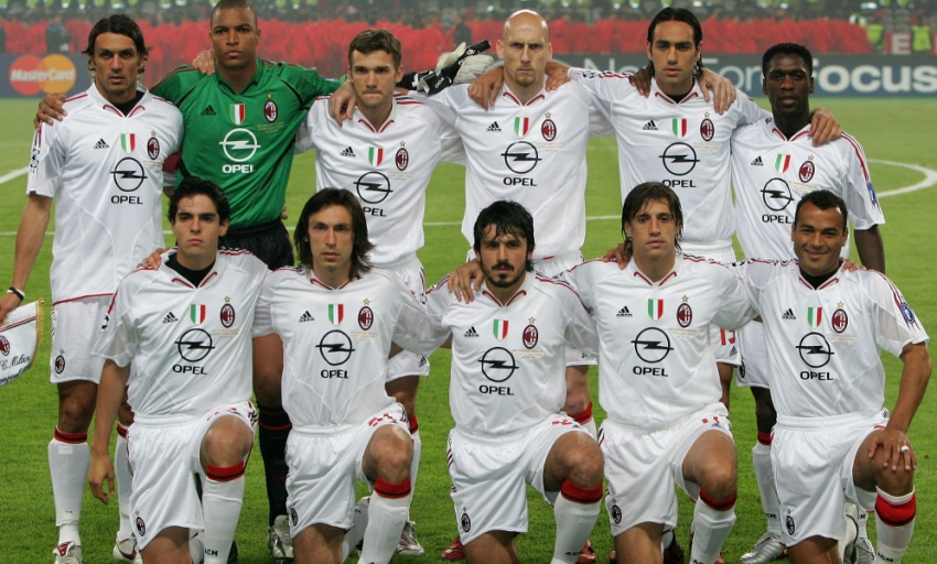 Ac Milan 2005 Where Are They Now Liverpool Fc