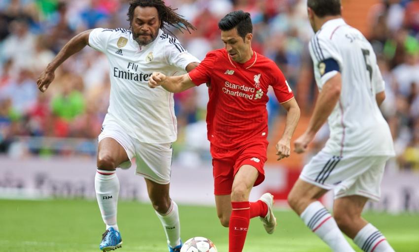 Liverpool Legends vs Real Madrid Legends – Highlights 26 ...