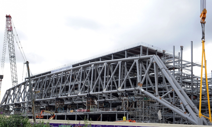 Historic milestone for Anfield expansion