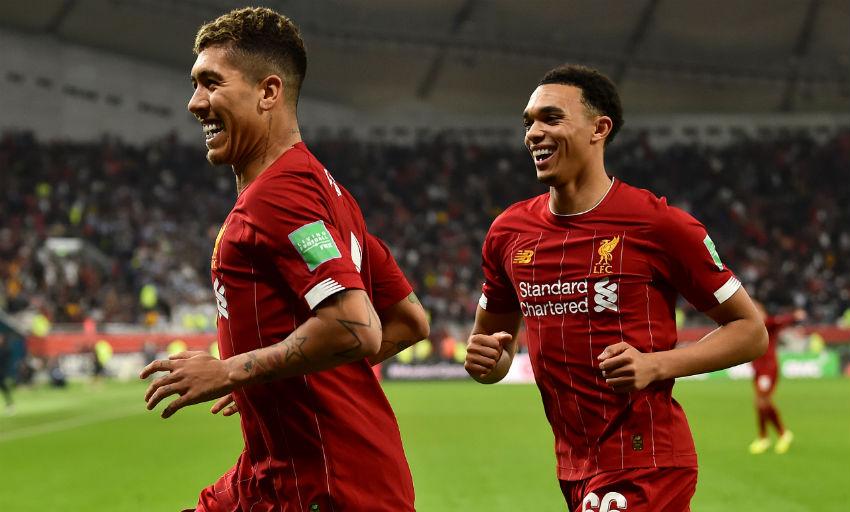 Liverpool scrape last-gasp victory in Club World Cup opener