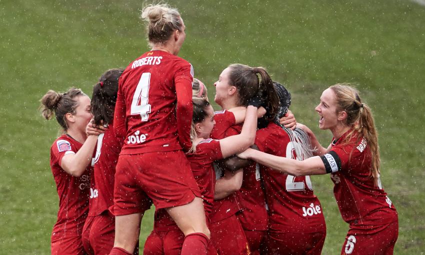 LIVERPOOL FC WOMEN V CHELSEA