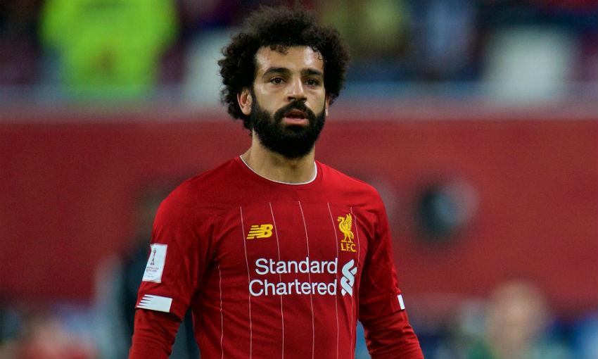 Mohamed Salah Auszeichnungen
