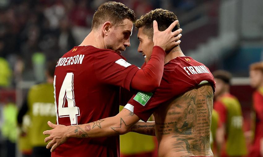 Liverpool v Flamengo