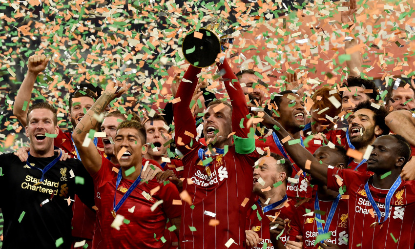 Liverpool lift the FIFA Club World Cup