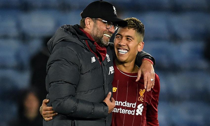 O técnico do Liverpool, Jurgen Klopp, insiste que o atacante brasileiro Roberto Firmino traz muito mais para a equipe do que gols.